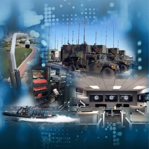 From concept through deployment, BAE Systems, Inc. will customize command, control, communications, computer, and intelligence (C4I) systems to ensure America's warfighters have reliable and secure communications across all domains. (Photo: BAE Systems)