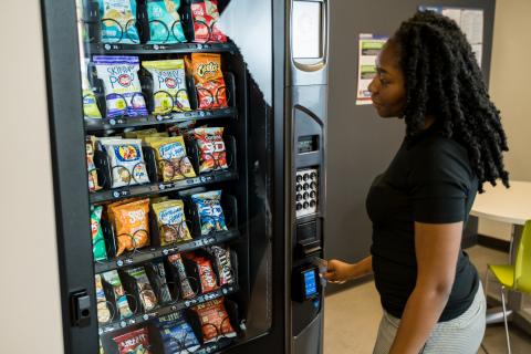 The Future of Unattended Retail (photo: Cantaloupe, Inc)