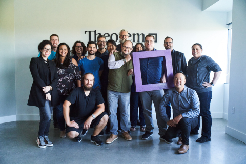 Members of the Theorem, LLC team. (Photo: Business Wire)