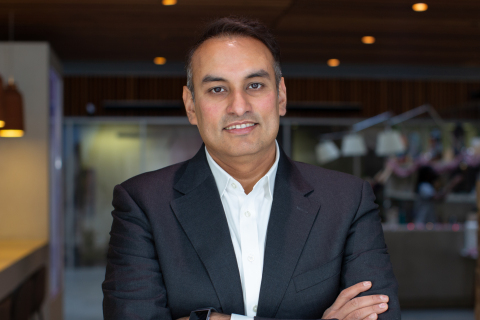 Namit Malhotra, DNEG Chairman and CEO; DNEG announced that Novator has acquired shares in visual effects and animation powerhouse DNEG, invests $250 Million