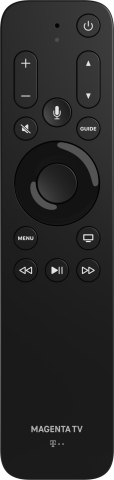 Deutsche Telekom, Germany's leading telecommunications company with award-winning network quality, is offering customers the voice-enabled Apple TV 4K remote control designed specifically for Multichannel Video Program Distributors (MVPDs) from Universal Electronics Inc., the global leader in wireless universal control solutions for home entertainment and smart home devices. (Photo: Business Wiire)