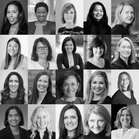 """""""These 20 women are making a difference in today's definitively different world,"""" Silvio Tavares, Digital Commerce Alliance President and CEO. (Photo: Business Wire)"""