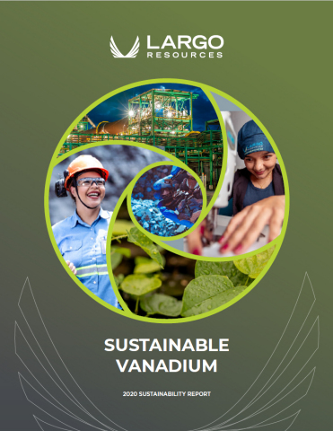 Largo Resources Releases its 2020 Sustainability Report (Graphic: Business Wire)