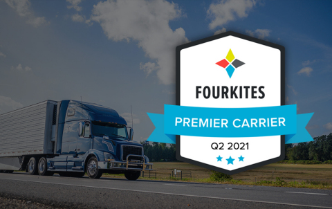 FourKites® today publishes its European Premier Carrier List for the second quarter of 2021. (Graphic: Business Wire)