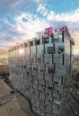 Telekom Romania Headquarters (Photo: Business Wire)