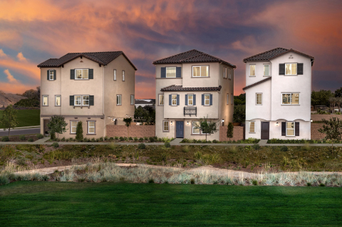 KB Home announces the grand opening of Skyview at Ponte Vista, a new, gated community in a prime Los Angeles South Bay location. (Photo: Business Wire)