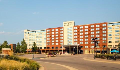 Hyatt Regency Coralville Hotel & Conference Center (Photo: Business Wire)