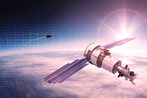 The RAD510 SoC will provide Power Architecture® software-compatible processing more advanced than the industry standard RAD750®, while demanding less power from its spacecraft. (Photo: BAE Systems)