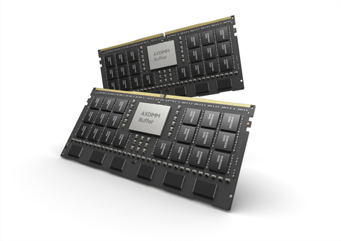 Samsung  - Acceleration DIMM (Photo: Business Wire)