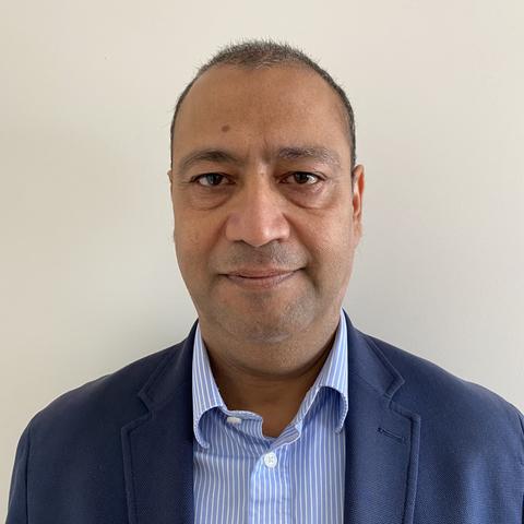 Alok Gupta, chief financial officer of Hyperfine