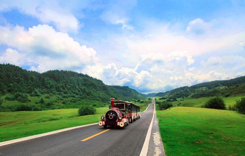 Fairy Mountain Scenic Spot, Chongqing, China (Photo: Business Wire)