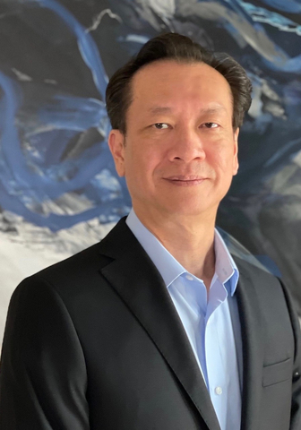 Jim Tran, General Manager, Americas HQ and CEO TDK U.S.A. Corporation (Photo: Business Wire)