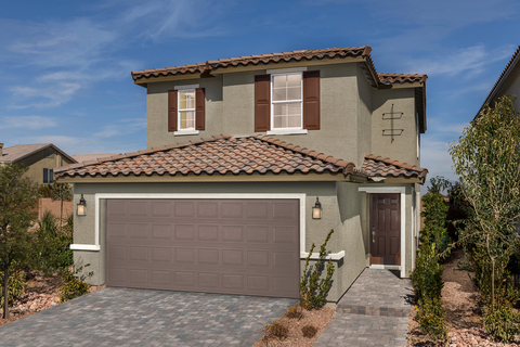 KB Home announces the grand opening of Durham West, a new-home community in highly desirable Southwest Las Vegas. (Photo: Business Wire)