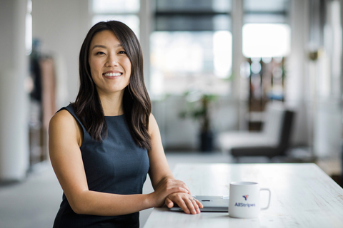 Nancy Yu, AllStripes CEO and Co-founder (Photo: Business Wire)