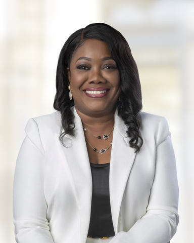 Elizabeth Adefioye, Emerson Chief People Officer. (Photo: Business Wire)