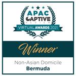 Bermuda Wins Asia and Pacific Captive Market Award