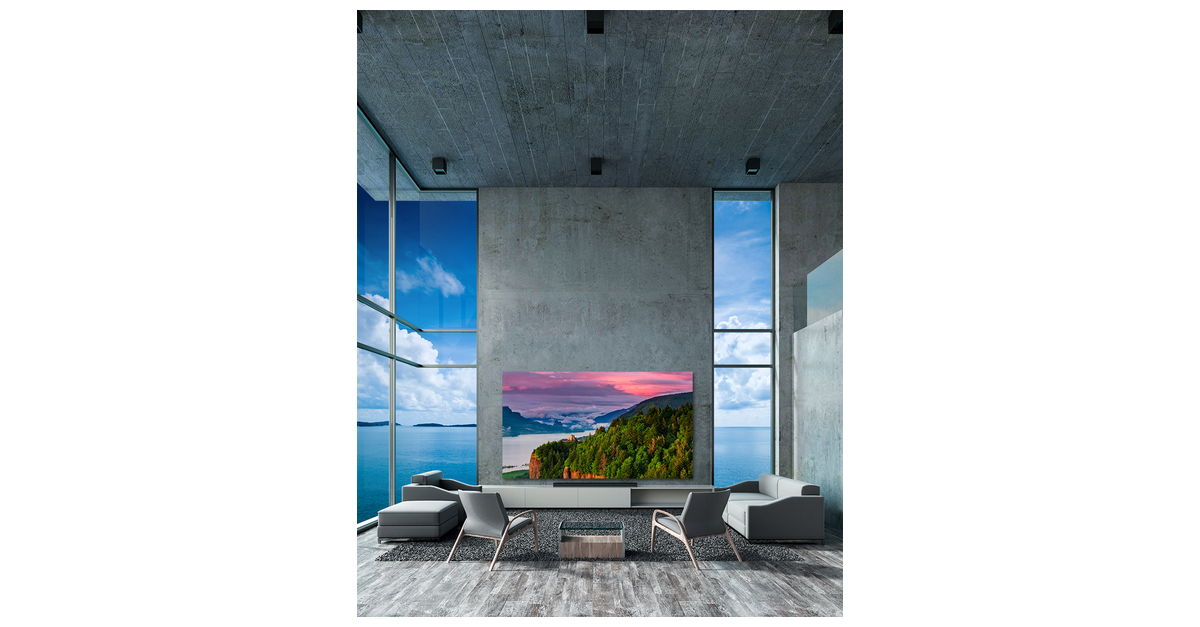 New Planar Lifestyle Displays Deliver Unmatched Visual Experiences for Luxury Environments