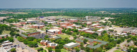 Tarleton State University's partnership with leading cleantech integrator, Ameresco, will enhance campus conditions, promote overall sustainability and improve the reliability and quality of facility operations. (Photo: Business Wire)