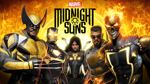 2K and Marvel Entertainment announced today Marvel's Midnight Suns, a new tactical RPG set in the darker side of the Marvel Universe that brings players face-to-face against supernatural forces as they team up with and live among the Midnight Suns, Earth's last line of defense against the underworld. Marvel's Midnight Suns is currently scheduled for launch in March 2022, and will be available on PlayStation®5, PlayStation®4, Xbox Series X S, Xbox One, Nintendo™ Switch, and Windows PC via Steam and Epic Games Store. (Graphic: Business Wire)