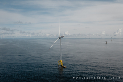 Moray East Offshore Windfarm, Scotland, United Kingdom. Vilicom Selects Mavenir to Deliver UK's First Off-Shore Open RAN based vRAN Private Network for Windfarm Connectivity. (Photo: Business Wire)