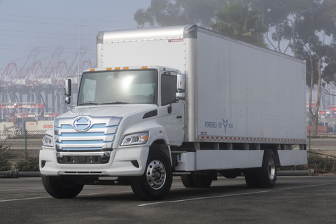 Morgan Truck Body is advancing the production of a full range of light- and medium-duty truck bodies compatible with fully electric powertrains and customized to meet the specific needs of EV fleets. https://www.morgancorp.com/electric-and-alternative-fuel-vehicles/ (Photo: Business Wire)