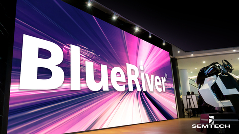 Semtech's BlueRiver® Platform Delivers 4K AV Content to 200+ Displays With SDVoE™ for Destination Venue, American Dream (Photo: Business Wire)