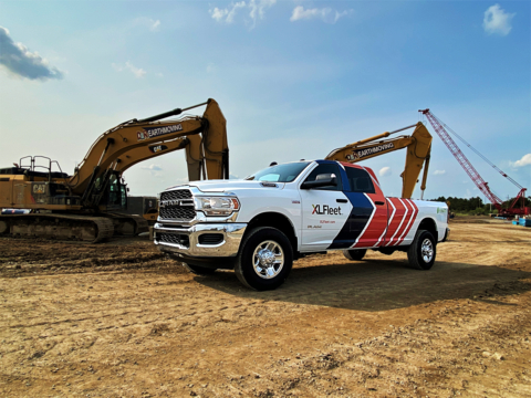 XL Fleet's hybrid electric drive system is now available for Ram 2500 and 3500 Heavy Duty pickup trucks (Photo: Business Wire)