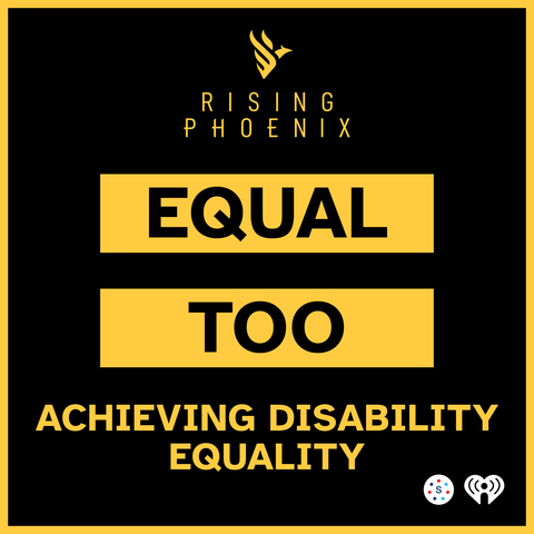 """P&G Studios and the team at Harder Than You Think launch a new podcast series, """"Equal Too: Achieving Disability Equality,"""" to shine a light on the biggest challenges faced by the disabled community and start a conversation about what is needed to drive equality. (Graphic: Business Wire)"""