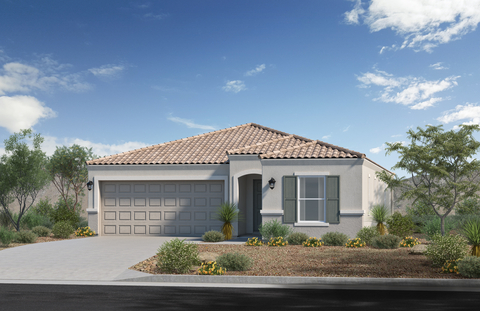 KB Home announces the grand opening of Marbella Park, a new-home community in a popular West Phoenix location. (Photo: Business Wire)