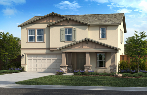 KB Home announces the grand opening of Creekside, a new-home community in Victorville, California. (Graphic: Business Wire)