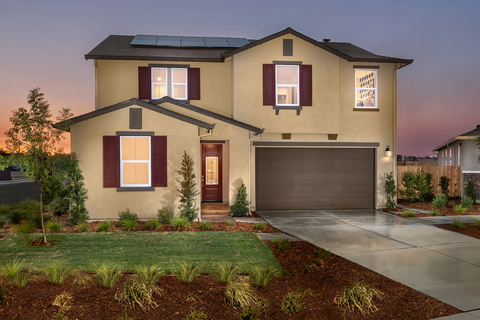 KB Home announces the grand opening of Santorini, a new community in a prime Stockton, California location. (Photo: Business Wire)