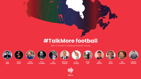 ililli Kicks Off Social Talk's First Creator Program with Pro Football Voices (Graphic: Business Wire)