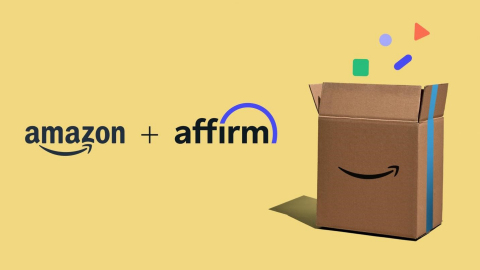 Amazon + Affirm