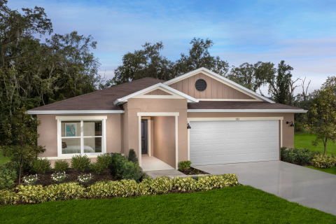 KB Home announces the grand opening of Legacy Hills, a new-home community in Apopka, Florida. (Photo: Business Wire)