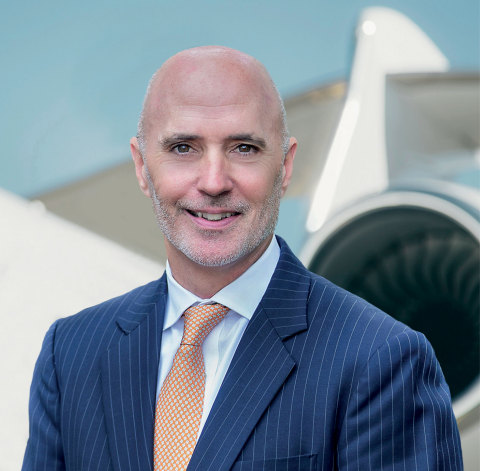 Michael McCafferty appointed Jetcraft Sales Director for the Americas. (Photo: Business Wire)