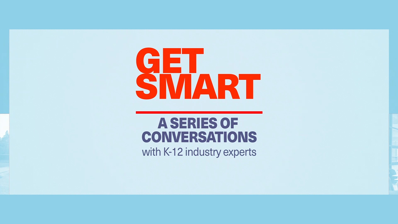 """Trane introduced its """"Get Smart"""" webinar and podcast series featuring the nation's foremost authorities on school environments, including scientists, school administrators, experts from the International Well Building Institute® and U.S. Green Building Council, and others."""