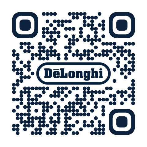 Scan QR code to learn more about De'Longhi's global campaign (Graphic: Business Wire)