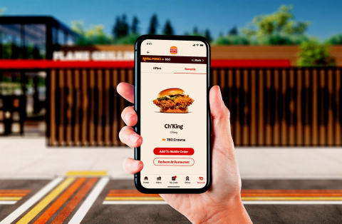 BK® Expands Royal Perks Loyalty Program (Photo: Business Wire)