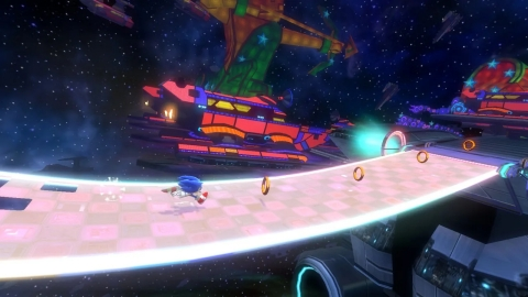 Sonic Colors: Ultimate will be available on Sept. 7. (Graphic: Business Wire)