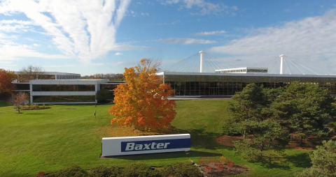 Baxter's global headquarters in Deerfield, Ill. (Photo: Business Wire)