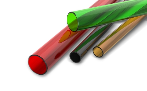 Multi-colored Polyimide Tubing (Photo: Business Wire)