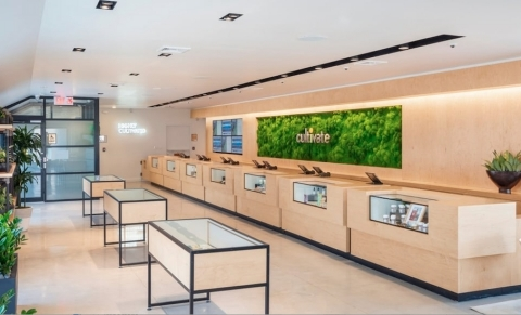 Cresco Labs closes acquisition of vertically integrated Cultivate which operates three cannabis dispensaries in Leicester, Worcester, and Framingham (Pictured). (Photo: Business Wire)