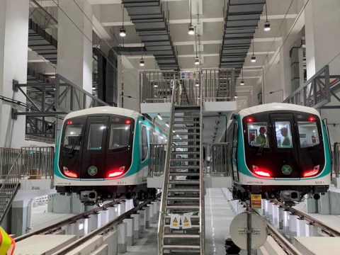 Hytera Signed USD 30 Million Contract with Shenzhen Metro Line 12 To Provide Integrated Communication Solutions (Photo: Business Wire)