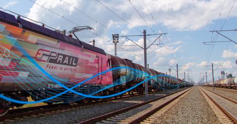 EP Rail, một trong những nhà khai thác đường sắt tư nhân lớn nhất ở Romania với các hoạt động trên khắp châu Âu, đã công bố hợp tác với nhà tiên phong số hóa hậu cần Nexxiot để cung cấp dịch vụ phân tích dữ liệu dựa trên đám mây cho đội đầu máy và toa tàu đang phát triển của mình.  Tín dụng: Đường sắt EP