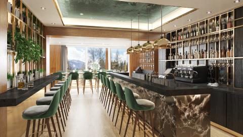 Hotel Rhodania Crans Montana (Photo: Business Wire)