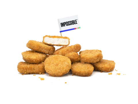 Impossible™ Chicken Nuggets Made From Plants (Photo: Business Wire)