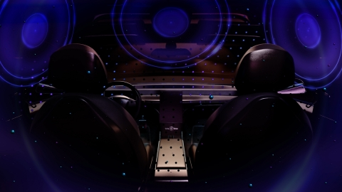 Dolby Collaborates With Cinemo To Accelerate Dolby Atmos Music Experience In Cars (Photo: Business Wire)