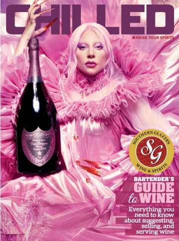 """Southern Glazer's Wine & Spirits special insert in the August/September issue of CHILLED Magazine: """"Bartender's Guide to Wine: Everything you need to know about suggesting, selling, and serving wine."""" (Photo: Business Wire)"""