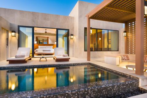 Alila Hinu Bay Pool Villa (Photo: Business Wire)