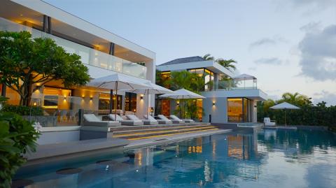 Villa Neo St. Barts/Shawn Elliott Nest Seekers International (Photo: Business Wire)